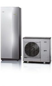 Тепловые насосы воздух:вода